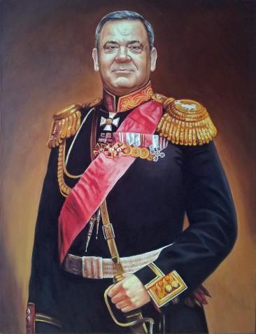 Где заказать портрет маслом в Кемерово?