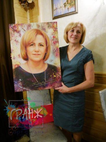 Портрет на заказ Кемерово