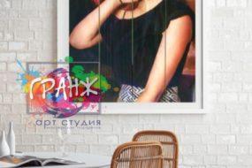 Картины на досках купить в стиле лофт Кемерово