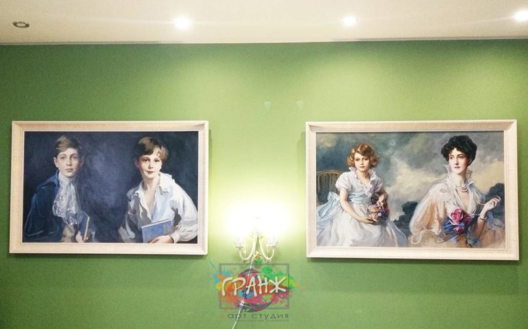 Репродукции картин купить Кемерово